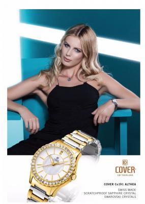 Michaela Zivnustkova  Coverwatches Campaign
