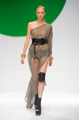 Katerina Maresova Fashion week Milano
